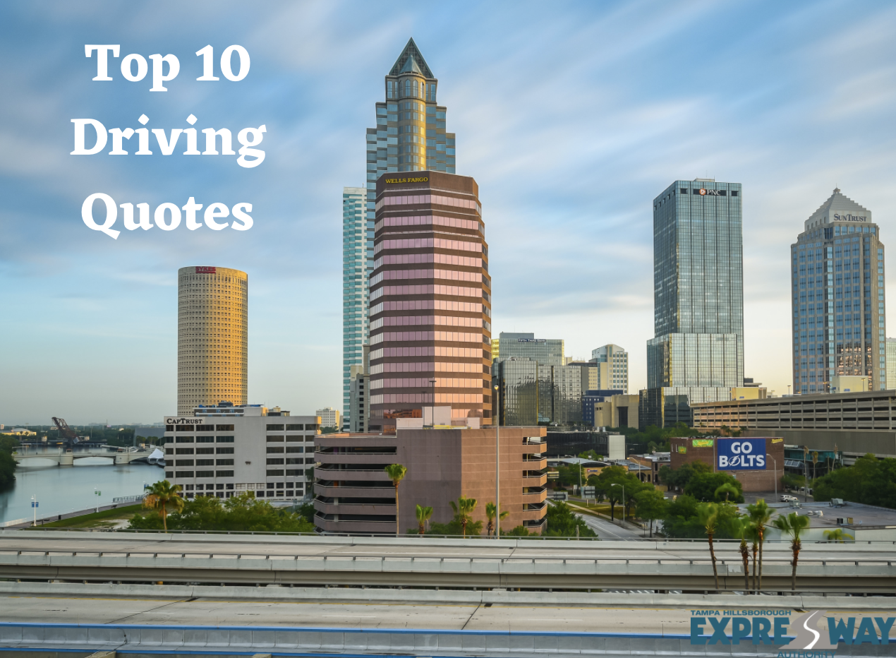 Top 10 Driving Quotes
