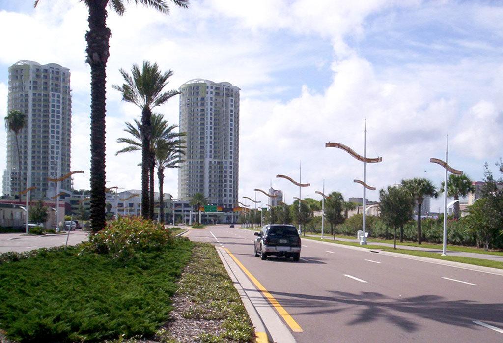 Meridian Avenue