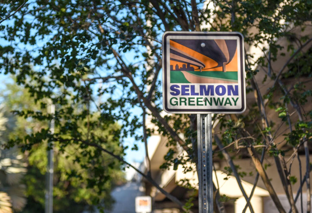 Selmon Greenway: Tampa's Green Spine