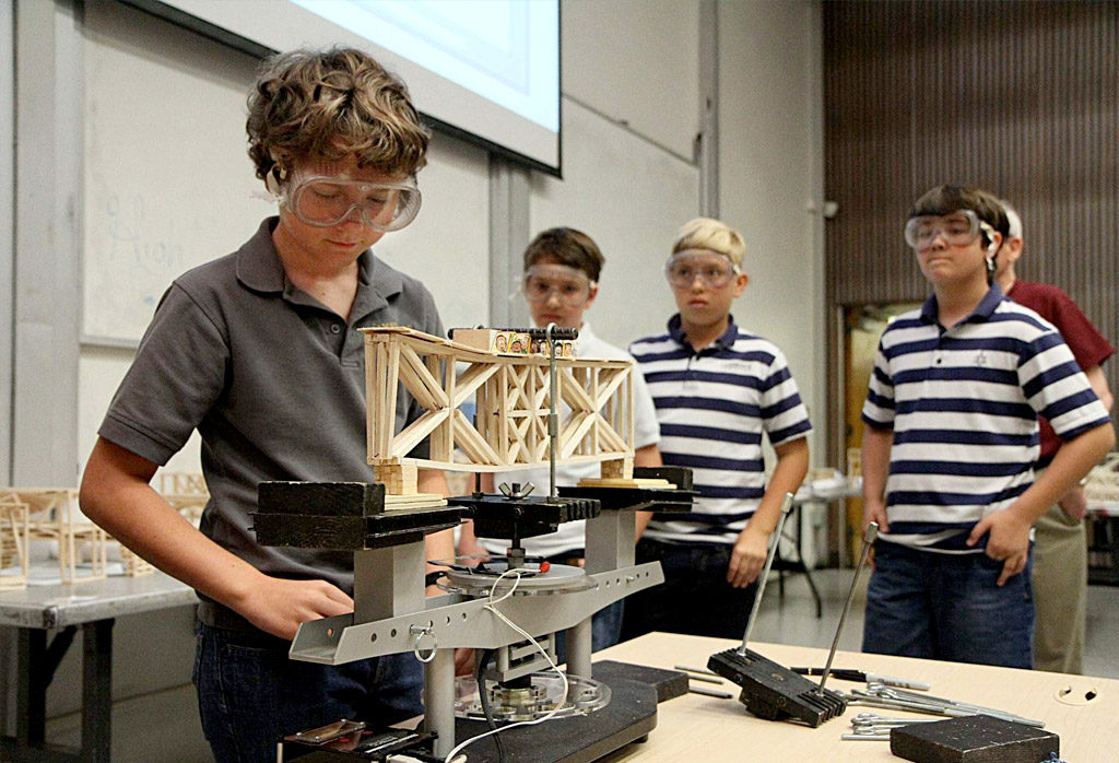 USF Bridge Building competition