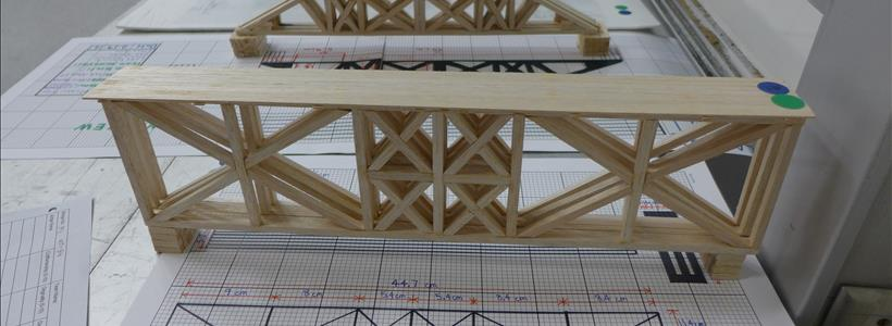 Congratulations to Everyone that Competed in the 2016 Wood Bridge Building Competition!