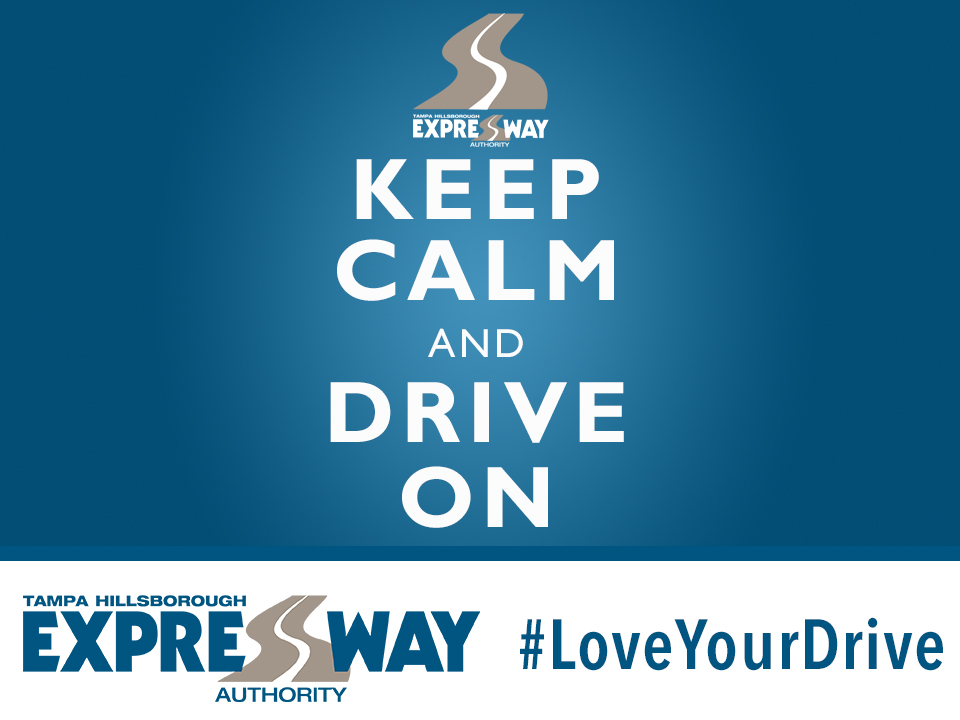 Relax, it will make you a more courteous driver