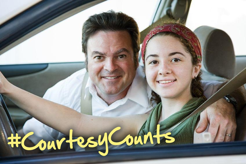 THEA Tip – Teaching Teens to be Courteous Drivers