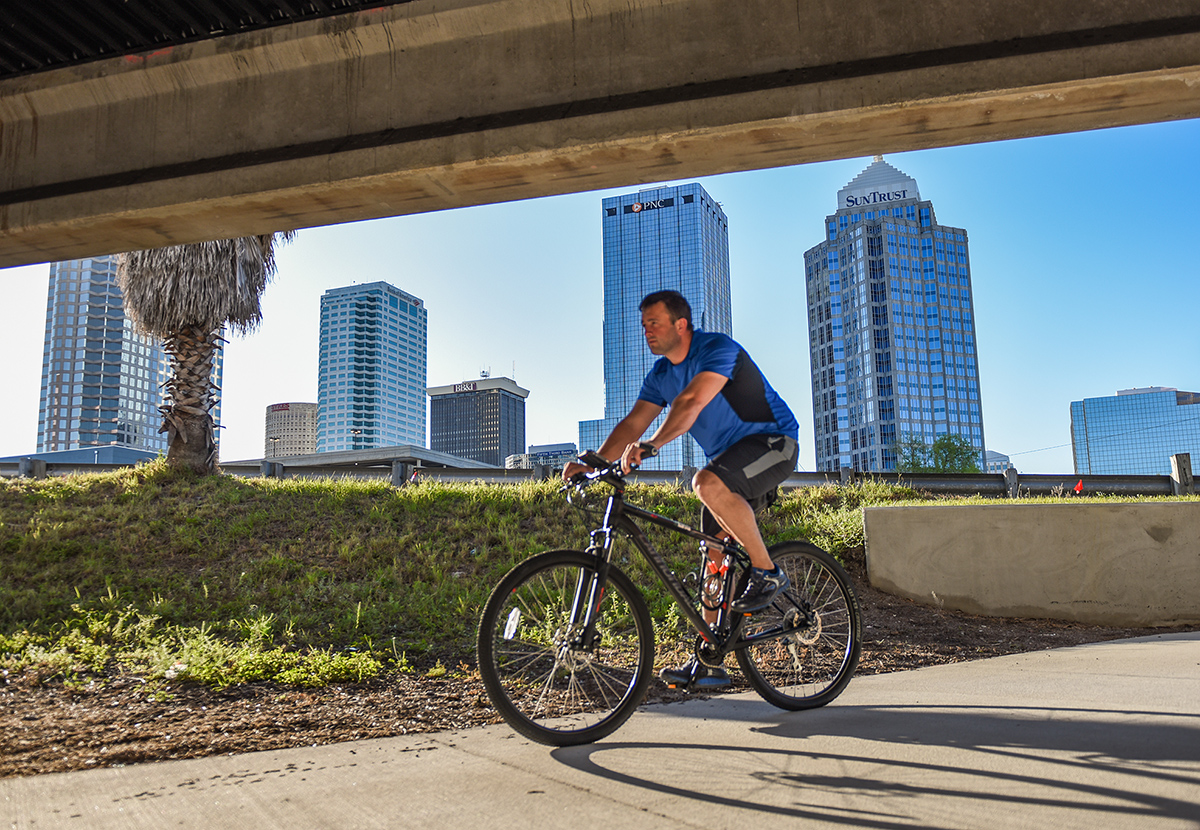 Get There on the Selmon Greenway