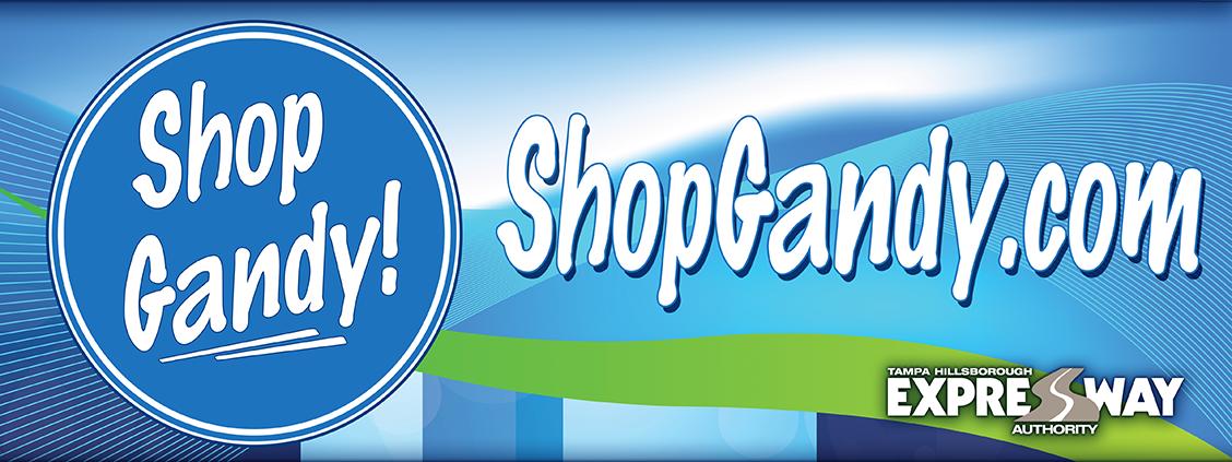 Shop Gandy! Marketing Campaign