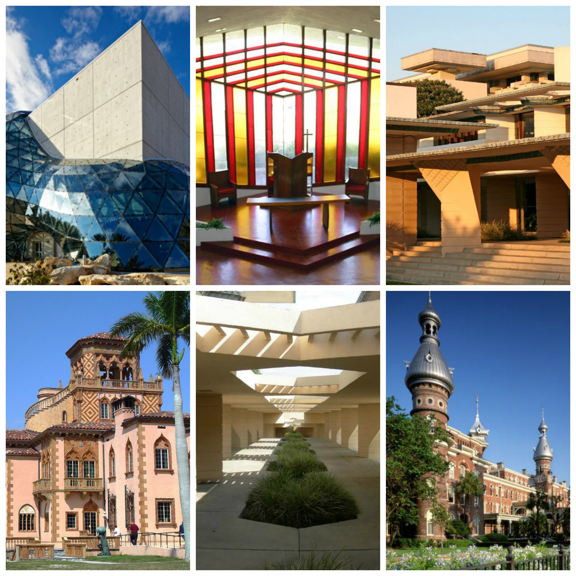 Florida's Architectural Wonders