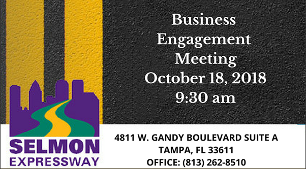 Business Owner's Engagement Meeting – Tampa Hillsborough