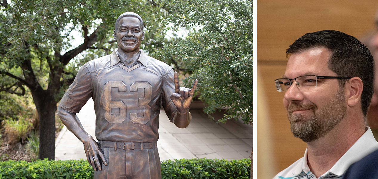 Lee Roy Selmon Statue – Meet the Artist