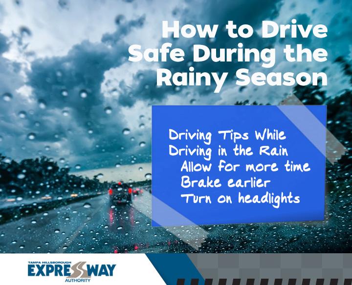 Safe Driving Tips for Florida's Rainy Season