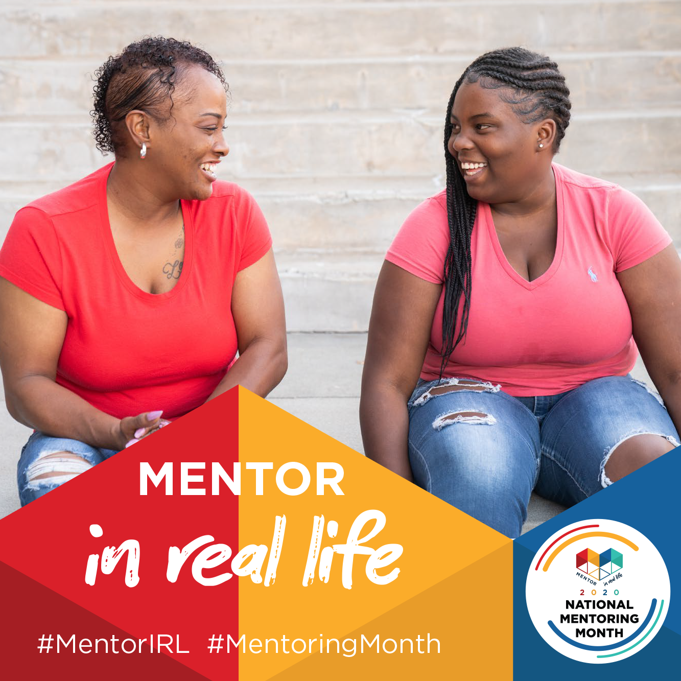 National Mentoring Month – THEA Supports