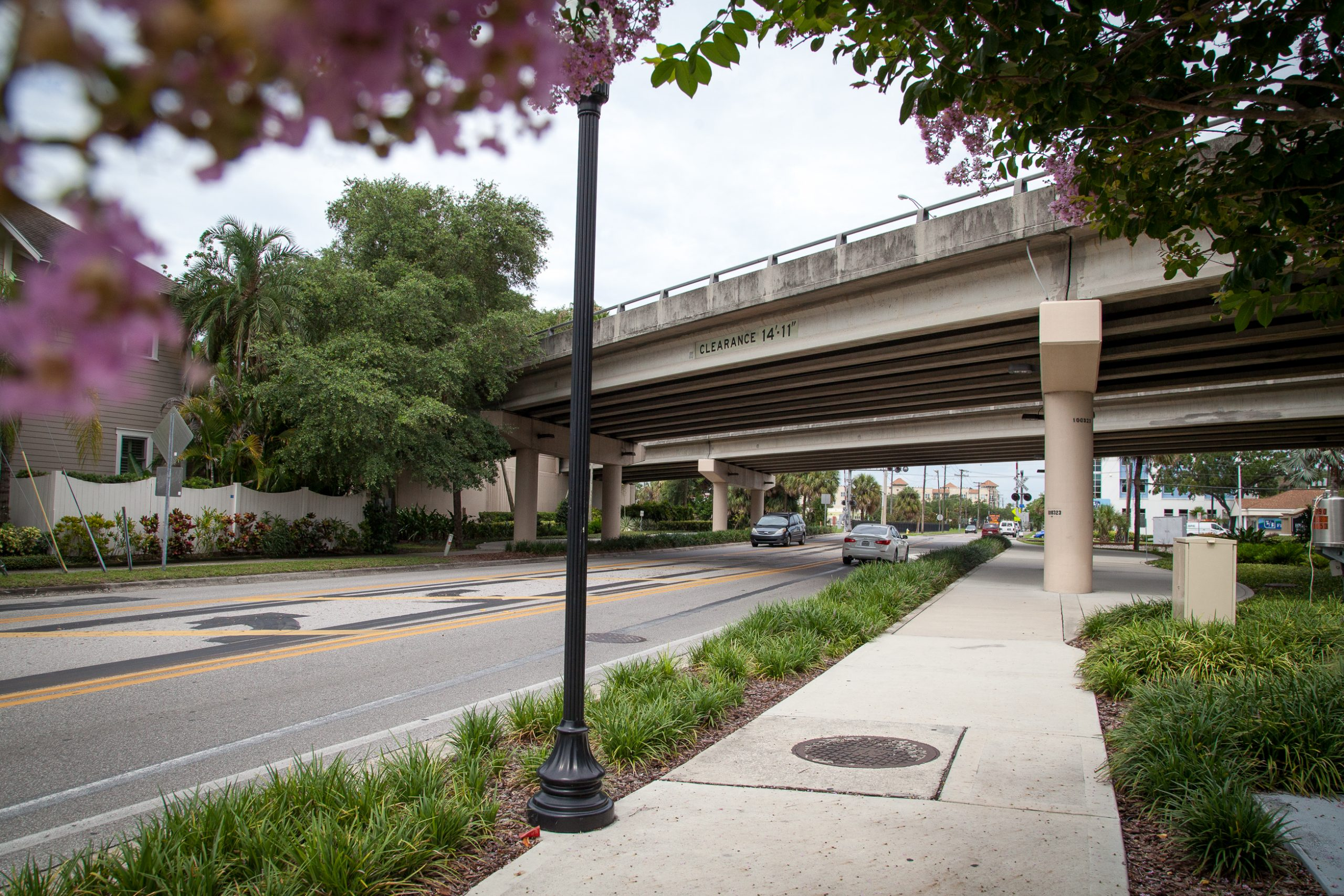 THEA Landscapes: Swann Underpass