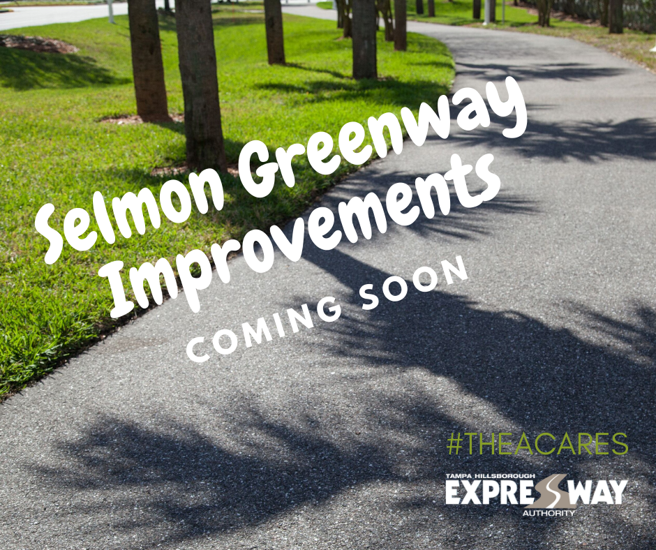 THEA Cares: Selmon Greenway Gets An Update