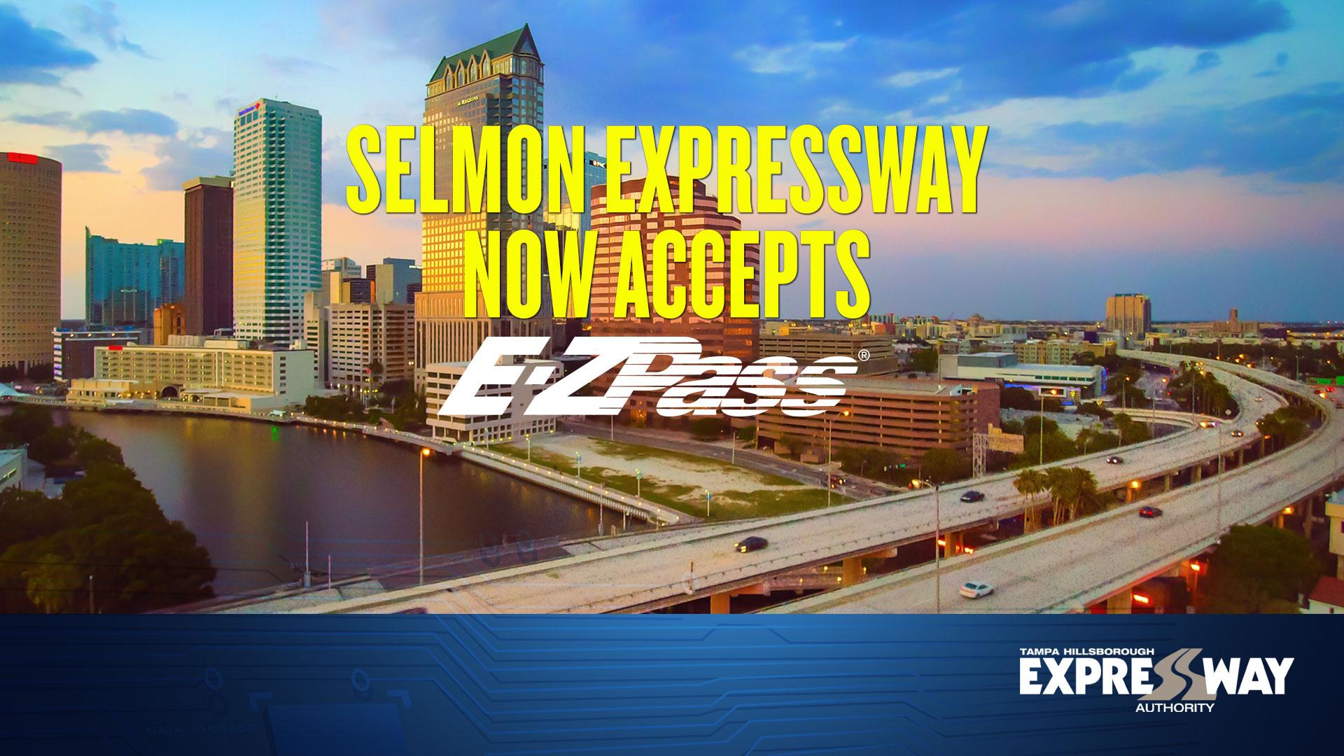 THEA Accepts E-ZPass